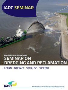 Dredging Seminar Brochure CIP-IADC PTY