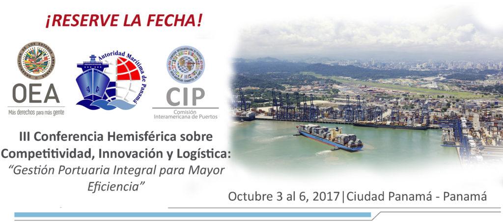 RESERVE LA FECHA Panamá 2017