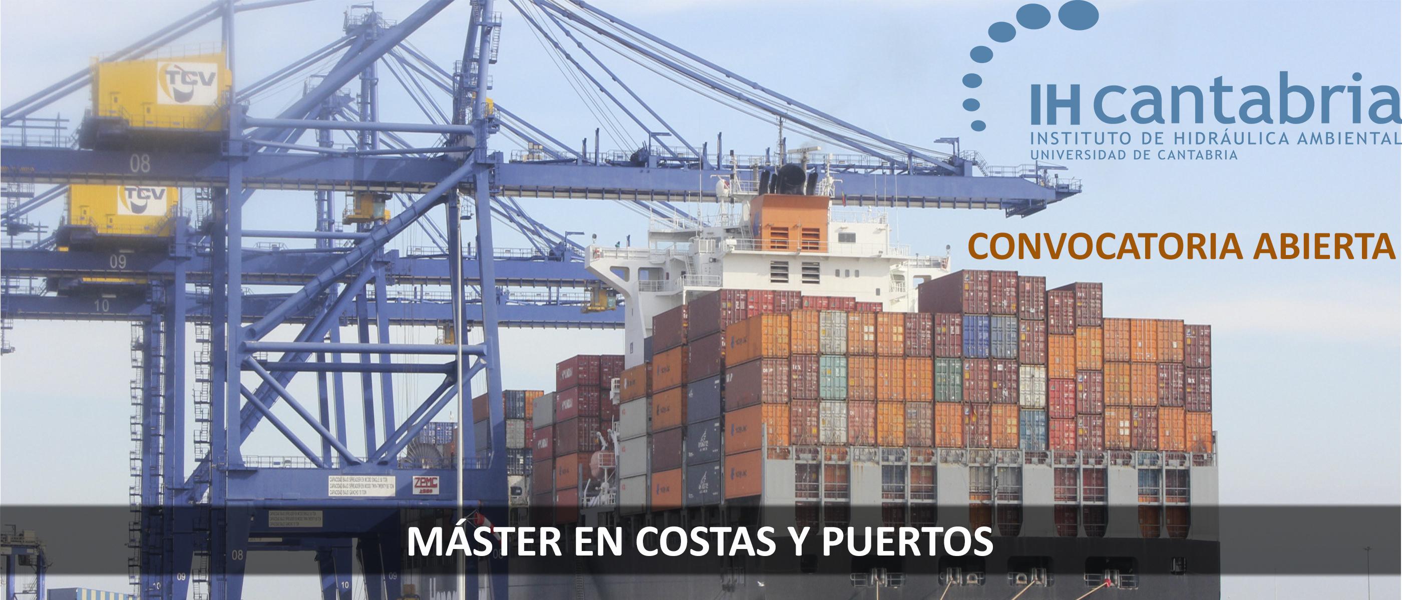 Master en Costas y Puertos