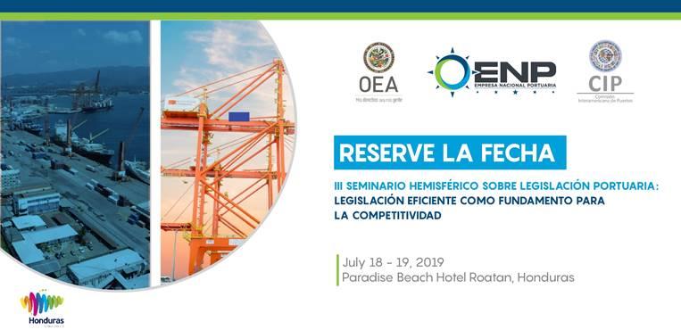 III-Seminario-Hemisferico-sobre-Legislacion-Portuaria-Legislacion-Eficiente-como-Fundamento-para-la-Competitividad