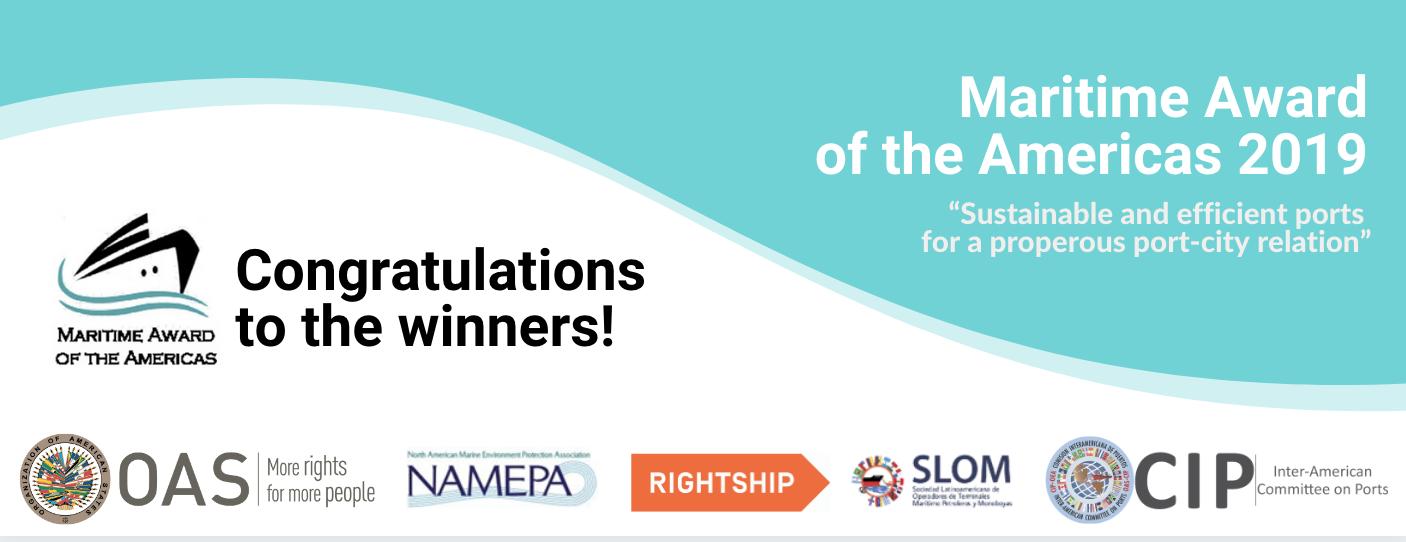 ENG Maritime Award Winners Banner