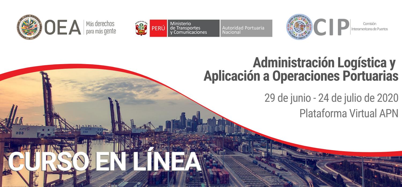 Curso APN Administración Logística y Aplicación a Operaciones Portuarias